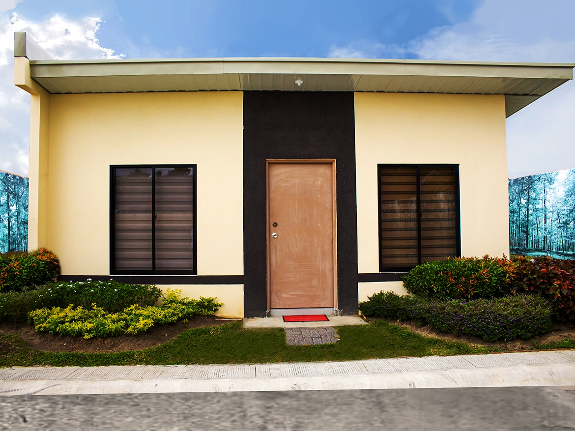 Alecza House and Lot Model