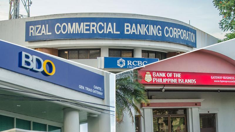Banks located in General Trias