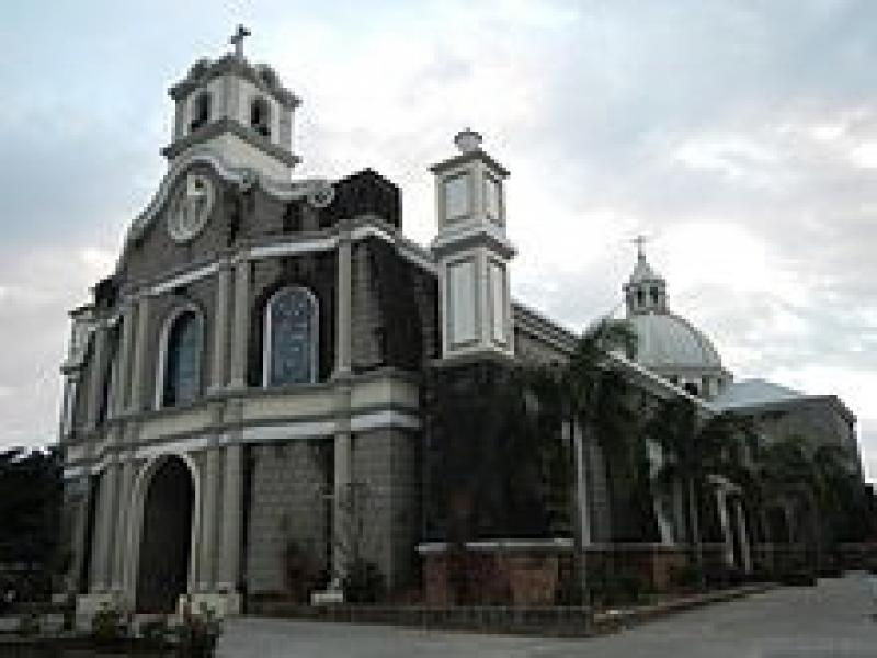 Saint Peter of Verona Parish Church.