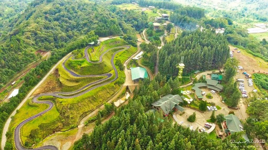 Manolo Fortich Dahilayan Adventure Park Bukidnon
