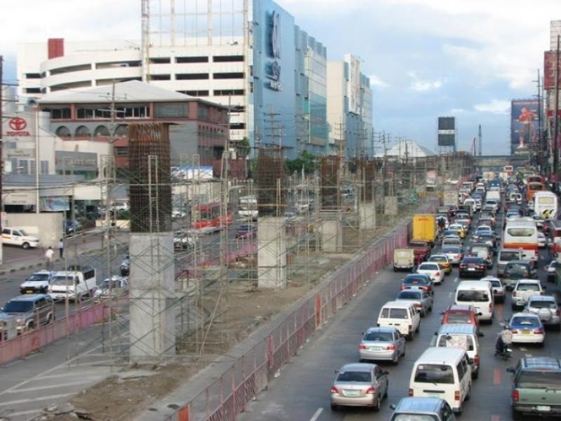 Mrt Construction in San Jose del Monte City