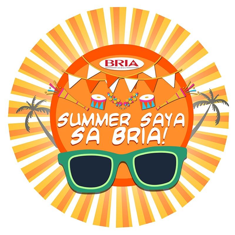 A logo for Summer Saya Sa Bria