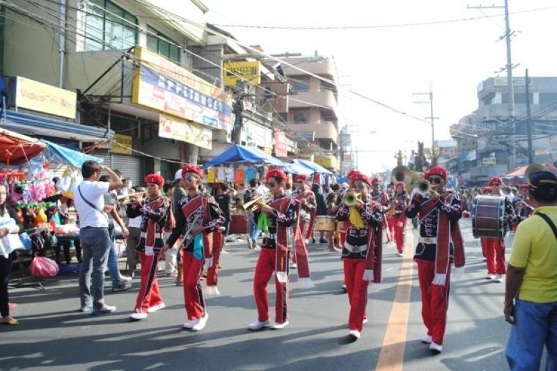 Festival in Lipa city