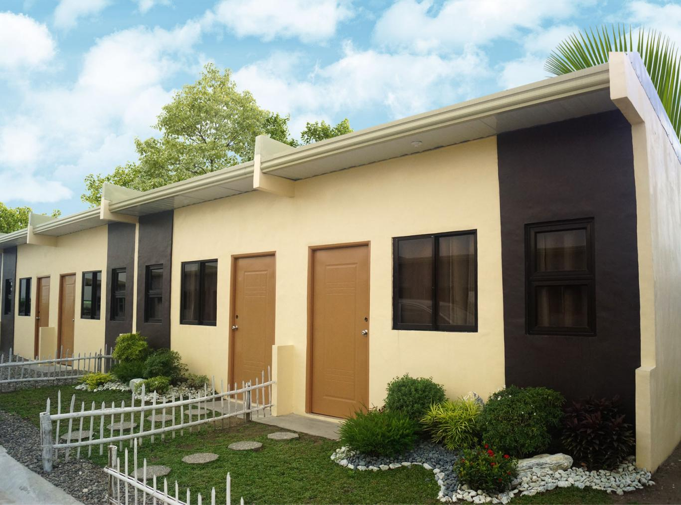 Bungalow House Floor Plan Philippines Home Bria Murang Pabahay