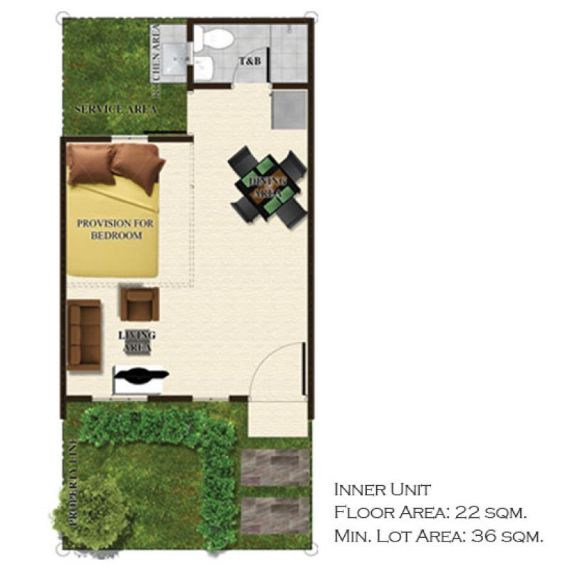 Floor Plan 36 Sqm House Design 2 Storey Autocad Design Pallet Workshop
