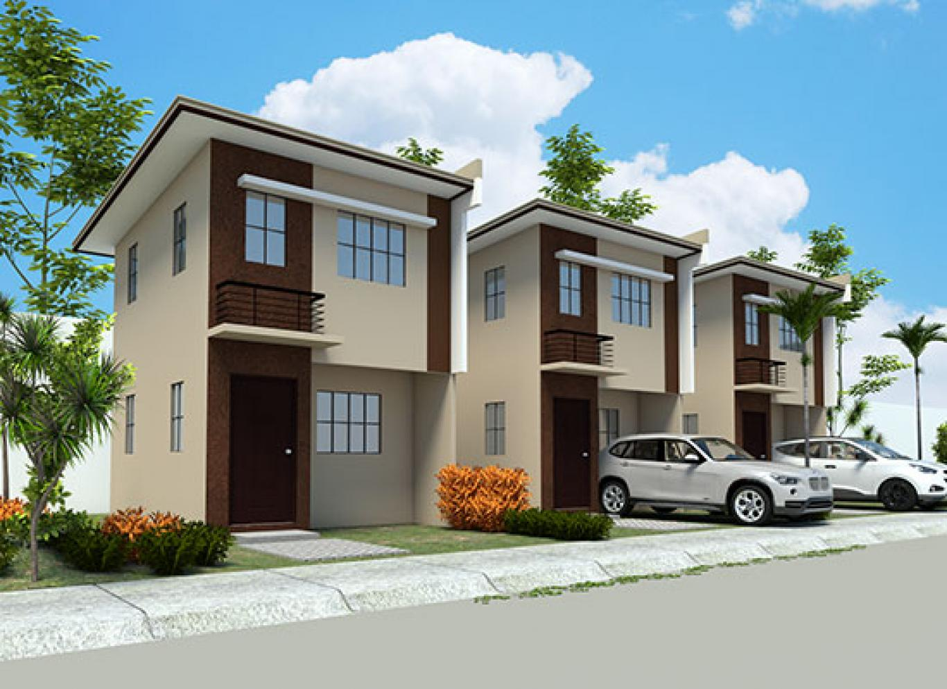 Angeli House and Lot 2 Storey Single Firewall